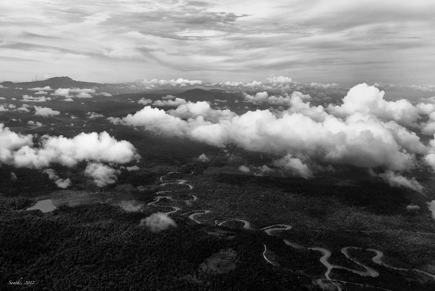 Aerial - Jayapura, 2012