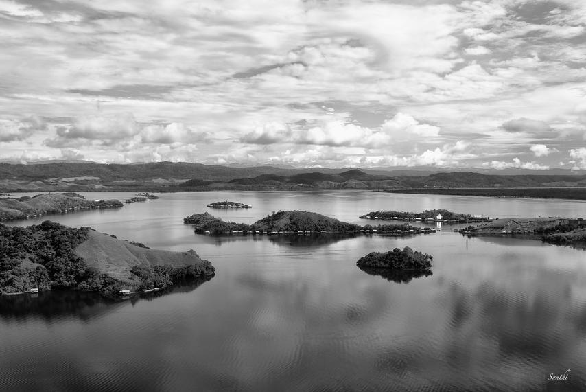 Danau Sentani-Jayapura, 2012
