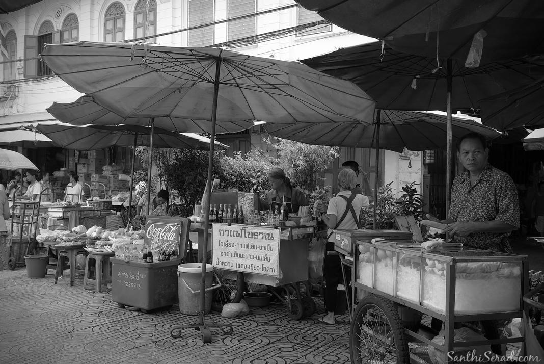 Fruits Seller, Thailand 2010