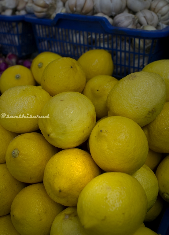 Pasar Modern Bintaro: Lemon
