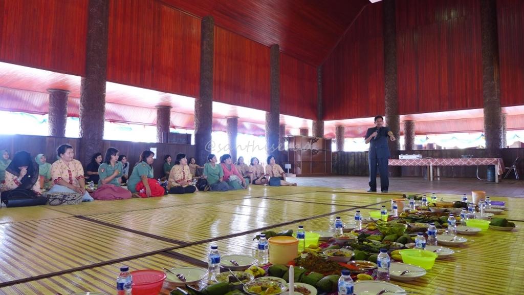L1040308 Bapak Wakil Bupati Kutai Barat, Haji Didik Effendi memberikan sambutan (Copy)