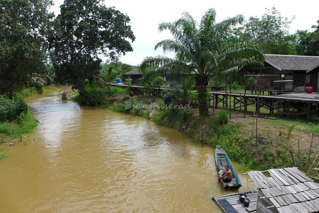 Pemandangan Sungai Ohong, Kampung Mancong (Copy)