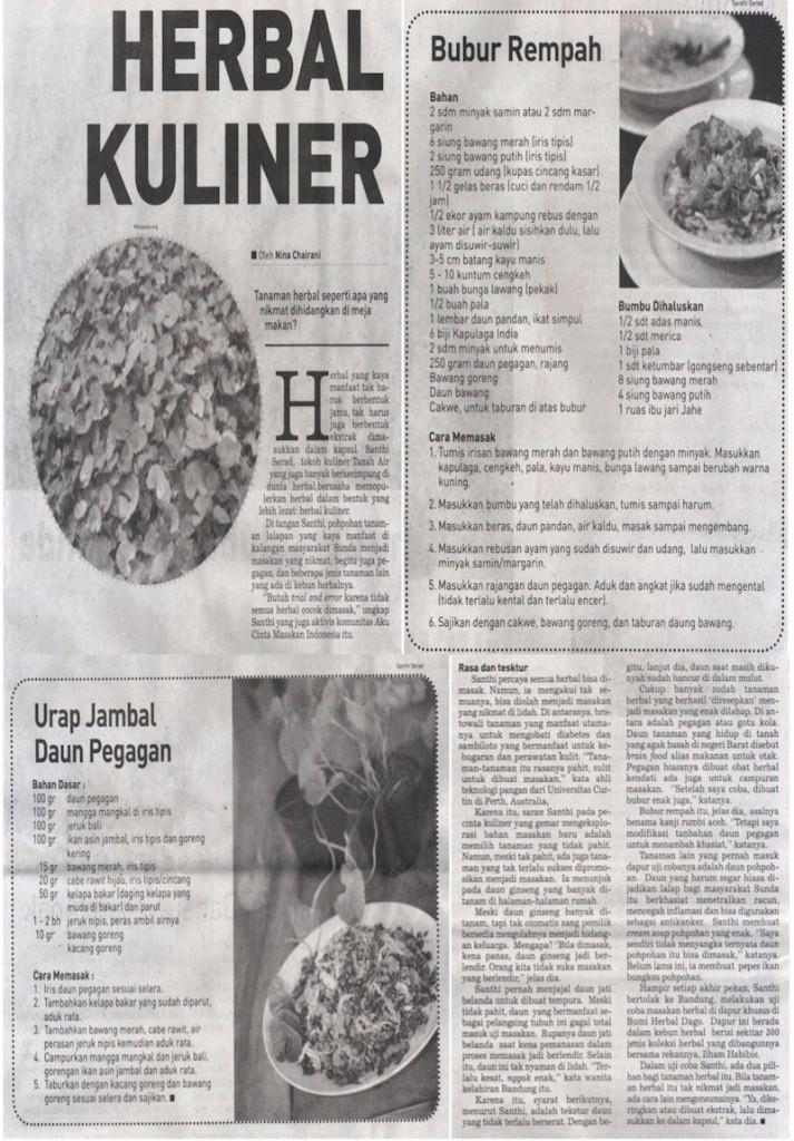 Herbal Kuliner