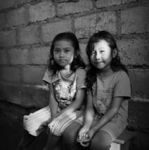 Senyum Dua Anak Bali