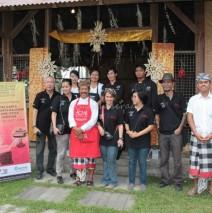 Day 2 Ubud Writer Festival 2013: Saatnya Memasak