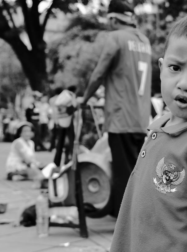 Garuda di dadaku, Jakarta 2012