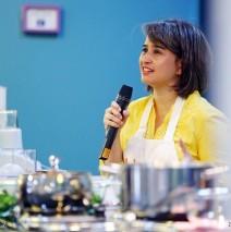 Cooking Demo di #RumahInspirasi2014 MS Living Indonesia