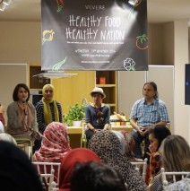Bincang soal pola makan dan gaya hidup sehat bersama Vivere