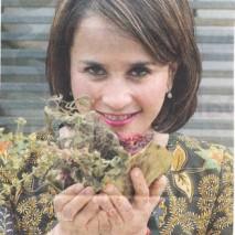 Artikel saya tentang herbal kuliner sekali jalan di Republika 12/5/15