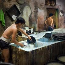 Tahu Murni Bu Hardi: Men At Work