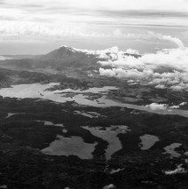 Monochromatic scenery – Jayapura, 2012
