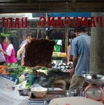 Pasar Lama Tangerang: Panggang Babi