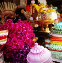 Pasar Adat Kapal, Bali: Warna-Warni Kebutuhan Upacara Keagamaan