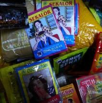 Pasar Muara Karang: Aneka Jamu