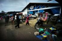 Pasar Nala, Kutai Barat: Selamat Datang di Pasar Nala