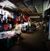 Pasar Nala, Kutai Barat: Suasana Dalam Pasar