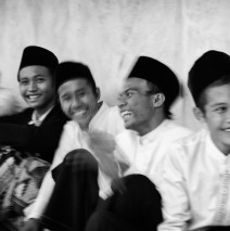 Happy Faces, Pondok Pesantren Miftahul Huda Kali