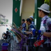 Pasar Bringharjo Jogja: Street Orchestra