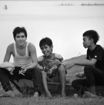 Anak Nelayan Teluk Kendari