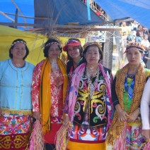 Upacara Nalith Taotn (Day 4, Kutai Barat)