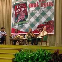 """Talkshow """"Kuliner Indonesia: Antara Tradisi dan Bisnis"""" di UNIKA Atmajaya"""