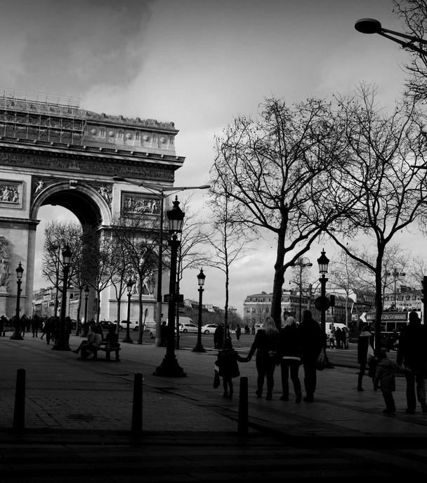 Arc de Triomphe, 2014