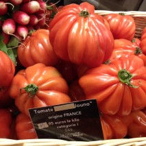 Si Plumpy, Beefheart Tomato