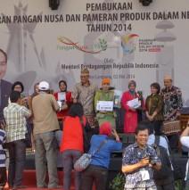 Menjuri Hidangan Unik di Pangan Nusa 2014