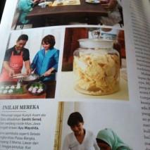 Artikel Tentang Saya dan ACMI di Martha Stewart Living Indonesia