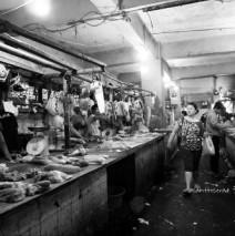 Pasar Tradisional Muara Karang: Los Daging