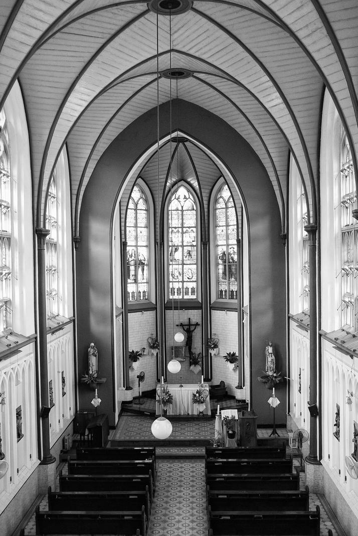 Chapel St. Fransiskus-Semarang, 2010