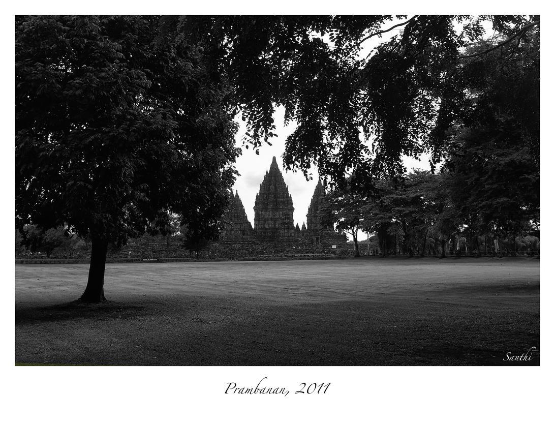Prambanan Temple-Jogjakarta, 2011